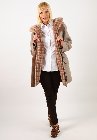 Collection femme AAllard Megeve hiver